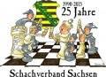 25 Jahre Schachverband Sachsen e. V.