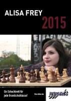 """Aktion """"Ein Schachbrett für jede Grundschulklasse!"""", Schachkalender Alisa Frey"""