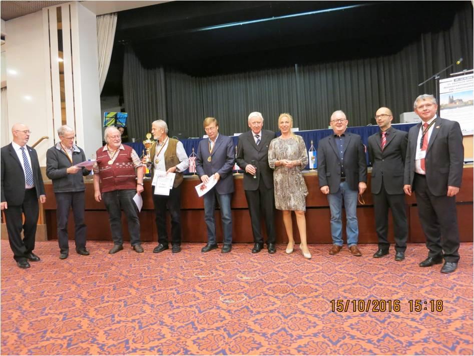 Bericht zur 25. Deutschen Senioren-Mannschaftsmeisterschaft der Landesverbände