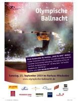 Bewegende Momente bei der Olympischen Ballnacht in Wiesbaden
