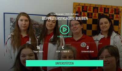 Crowdfunding Kampagne SV 1920 Hofheim