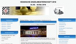 Hessische Einzelmeisterschaft: Aktuelles!