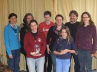 Jutta Ries und SK 1980 Gernsheim sind Hessenmeister der Frauen 2014