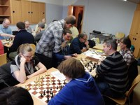 Kinderschachpatentkurs macht Station auf der Ronneburg