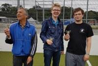 Lennart Quante gewinnt Blitzturnier auf dem Familiensportfest